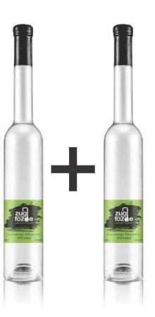 2x ZUGFŐZDE Cserszegi fűszeres szőlő pálinka 0,35 l