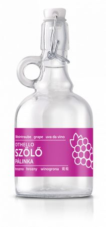 PÁLINKAMÚZEUM othello szőlő pálinka 0,5 l
